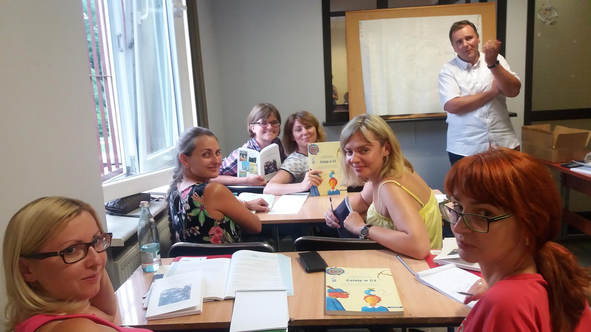 Nowy kurs przygotowujący do egzaminu certyfikatowego z języka polskiego