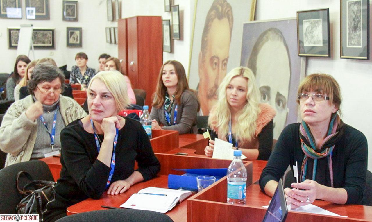 """""""Koordynacja i wsparcie wyższego kształcenia polonistycznego na Ukrainie"""""""