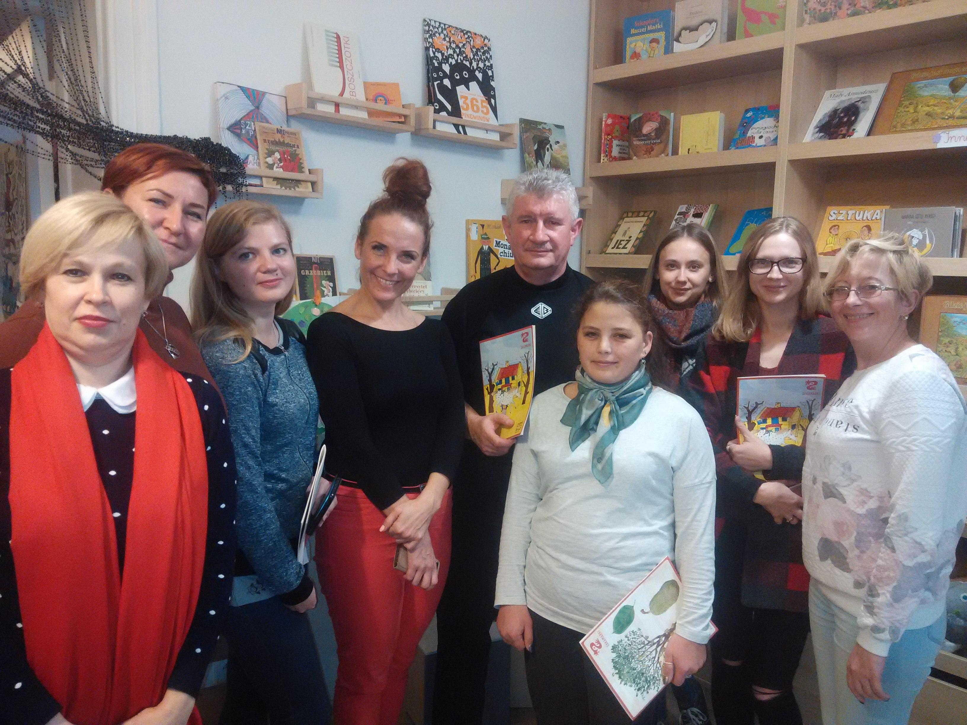 Kolejny staż dla nauczycieli wczesnej edukacji i języka polskiego w Ostródzie