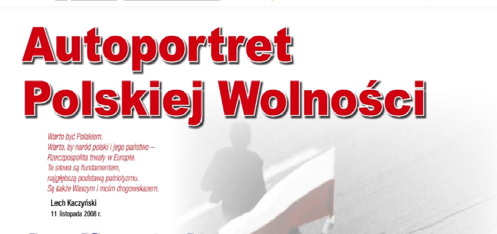 Autoportret polskiej wolności